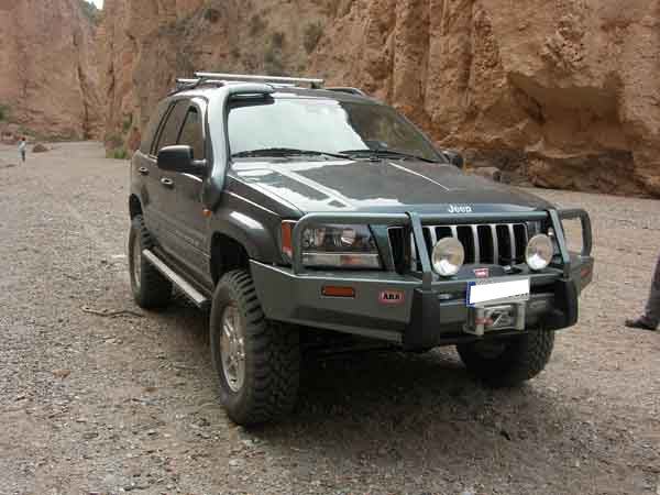 Snorkel Roca Silva Jeep Grand Cherokee CRD I
