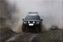 Snorkel Roca Silva Jeep Grand Cherokee V8 II