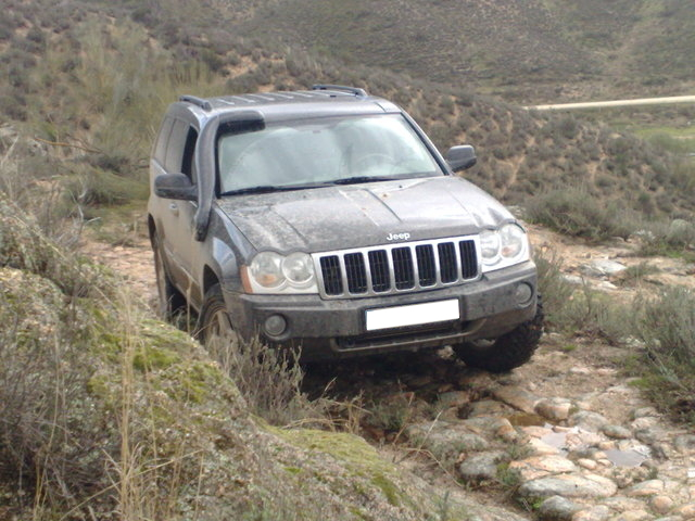 JEEP GRAND CHEROKEE CRD II