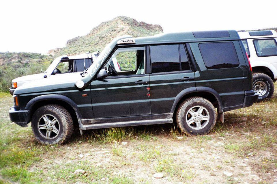 Snorkel Roca Silva Land Rover Discovery TD5