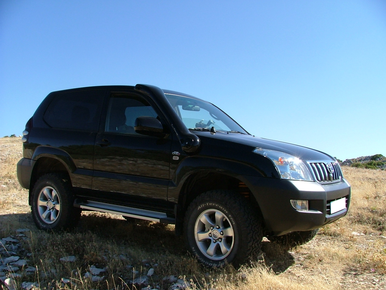 TOYOTA LAND CRUISER 120 / 125