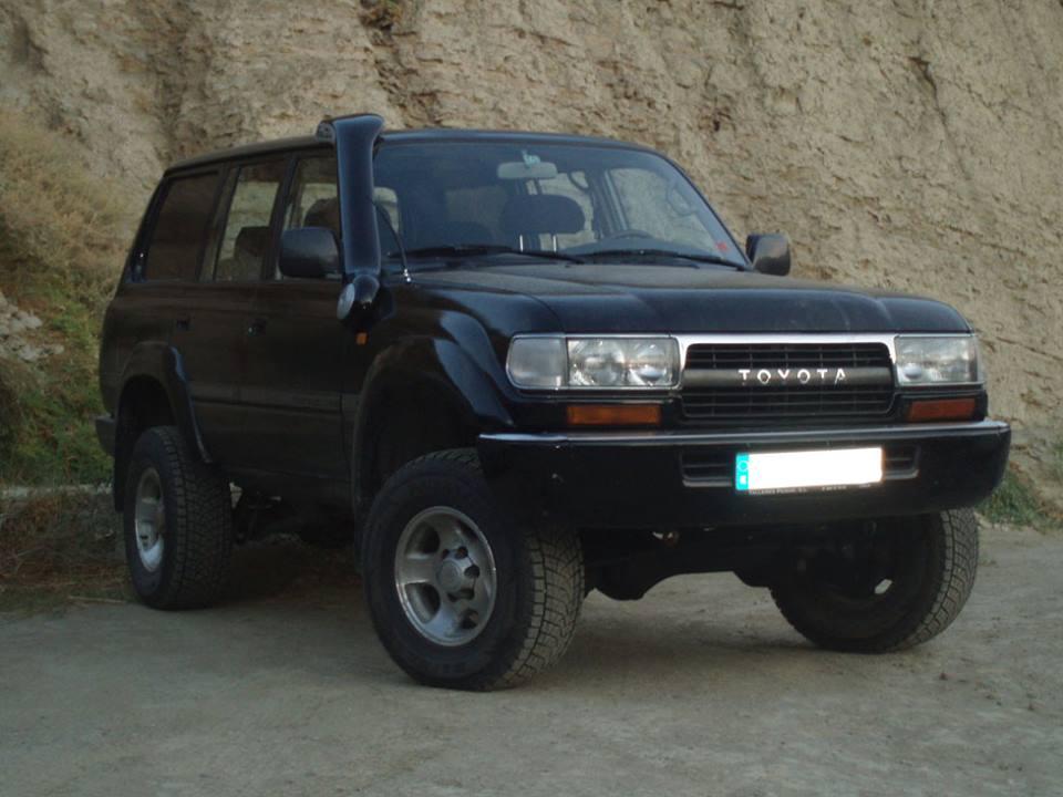 TOYOTA HDJ80