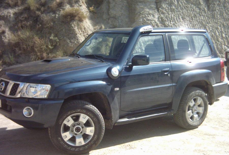 Snorkel Roca Silva Nissan Patrol GR 3.0