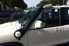Opel Monterey - Isuzu Trooper