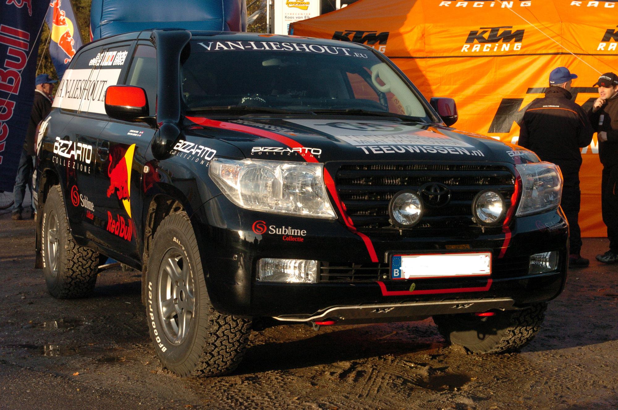 Snorkel Roca Silva Toyota 200