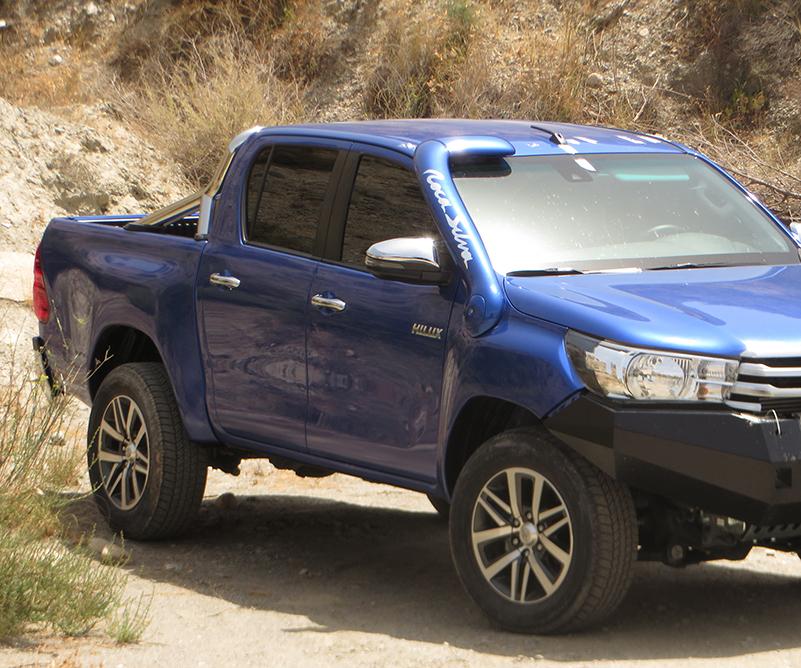 Snorkel Roca Silva Toyota Hilux Revo