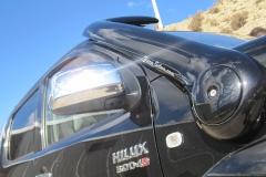 Snorkel Roca Silva Toyota Hilux