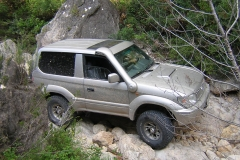 Toyota Land Cruiser 90 / 95
