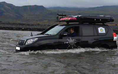 Snorkel Roca Silva Toyota Land Cruiser 150