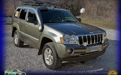 Snorkel Roca Silva Jeep Grand Cherokee